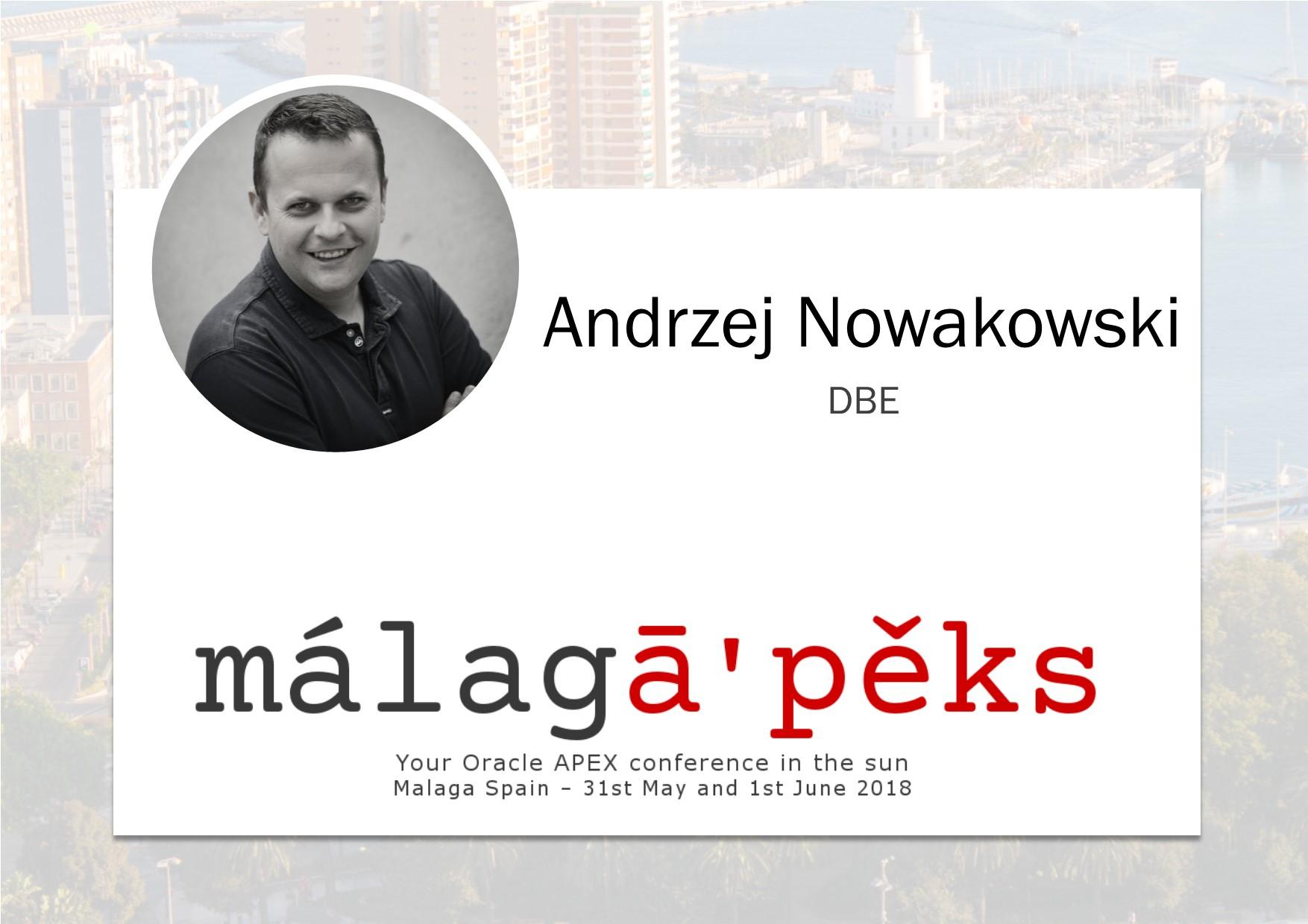 malagapex - andrzej nowakowski