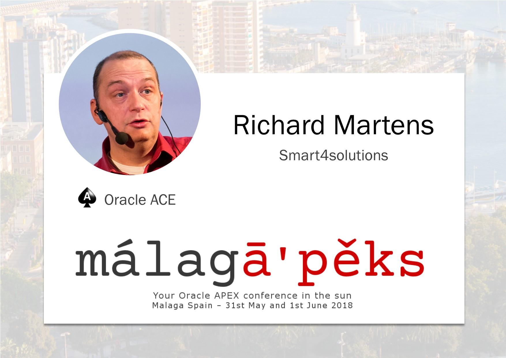 malagapex - richard martens